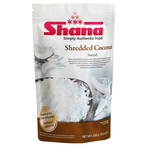 Shana Shredded Coconut (12 x 300g)