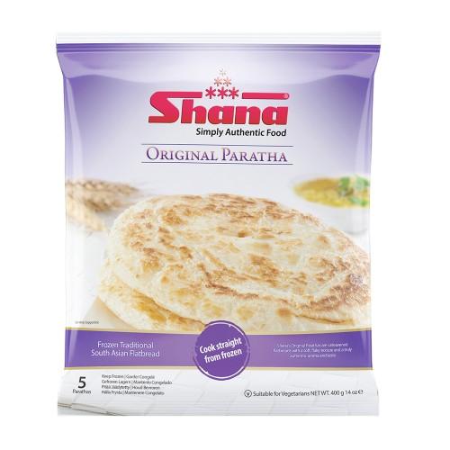 Shana Original Paratha (12 x 400g)