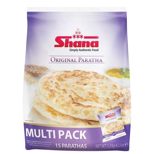 Shana Original Paratha Multipack (6 x 1200g)
