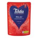Tilda Pilau Steamed Basmati - 6 x 250g