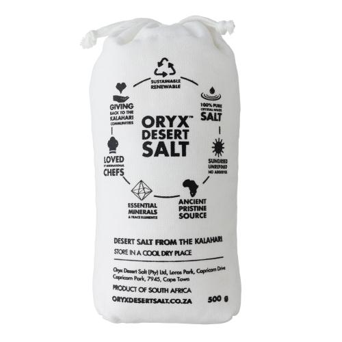 Oryx Cotton Bag Fine – 500 grams