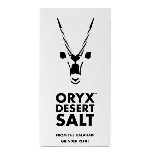 Oryx Desert Salt Refill Box Coarse – 250 grams